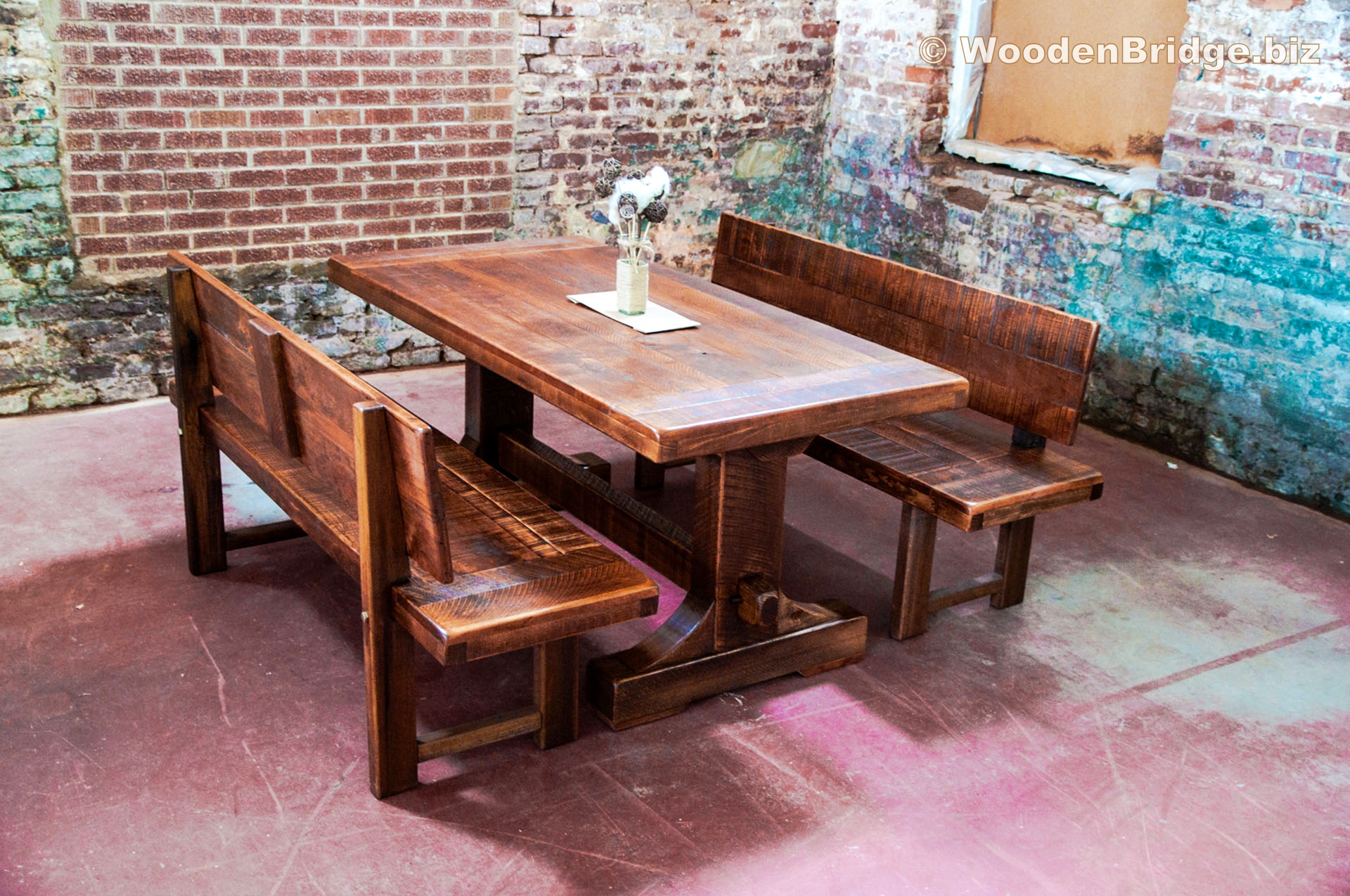 Reclaimed Wood Dining Table Ideas - 1920 x 1275
