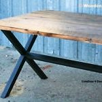 Reclaimed Wood Dining Table Ideas - 225 x 150