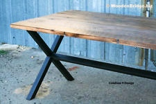 NOOOOO – Reclaimed Wood Dining Table Ideas – 225 x 150