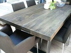 Reclaimed Wood Dining Table Ideas - 236 x 177