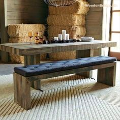 Reclaimed Wood Dining Table Ideas - 236 x 236 3