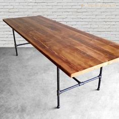 Reclaimed Wood Dining Table Ideas - 236 x 236