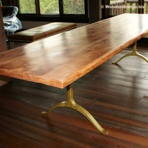 Reclaimed Wood Dining Table Ideas - 300 x 300