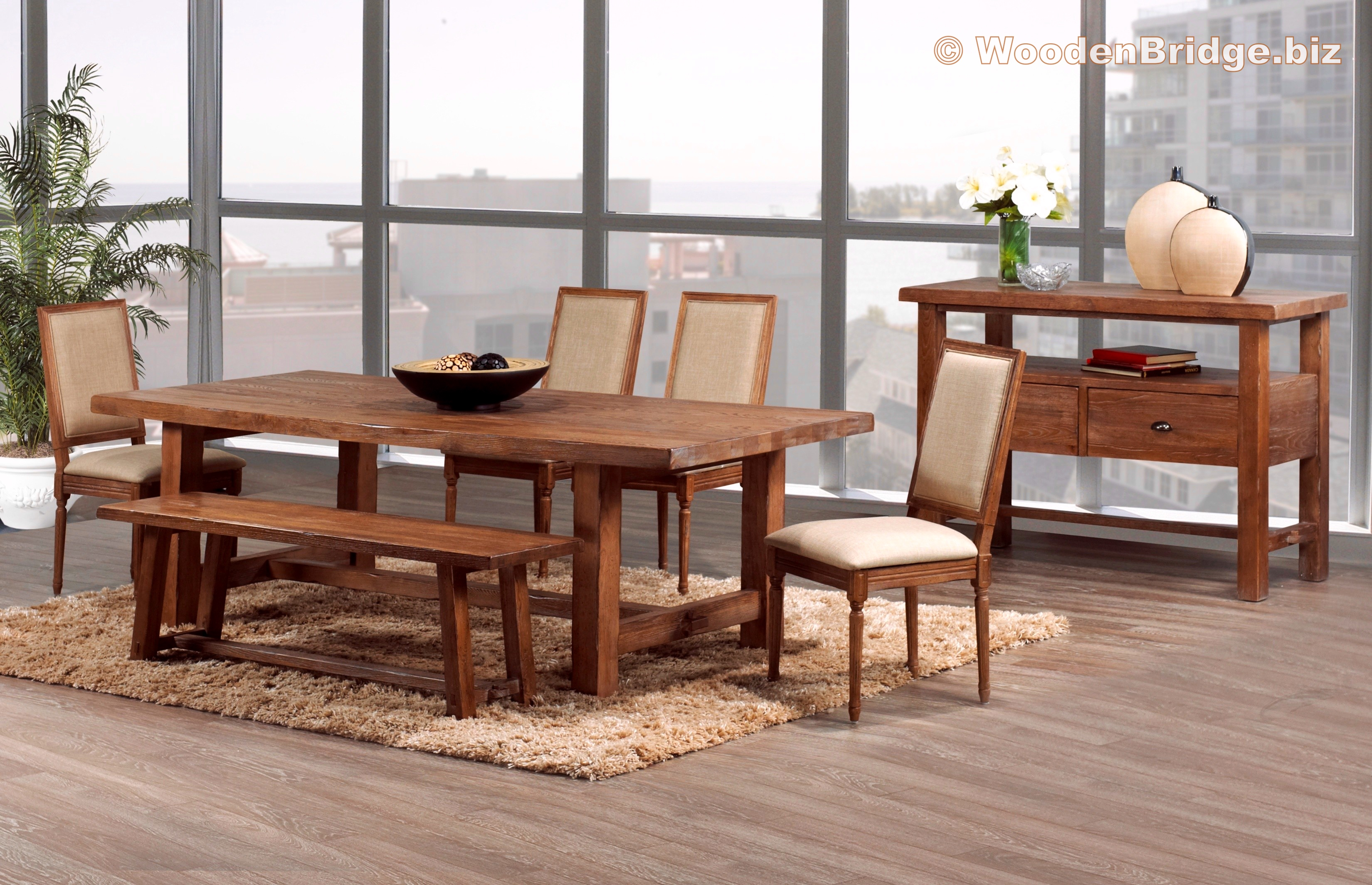 Reclaimed Wood Dining Table Ideas – 3300 x 2127