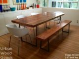 Reclaimed Wood Dining Table Ideas – 340 x 270
