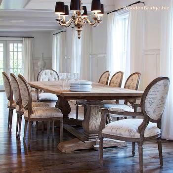 Reclaimed Wood Dining Table Ideas - 350 x 350