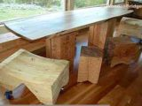 Reclaimed Wood Dining Table Ideas – 393 x 251