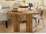 NOOOOO – Reclaimed Wood Dining Table Ideas – 443 x 317 1