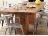 Reclaimed Wood Dining Table Ideas – 443 x 317