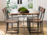 Reclaimed Wood Dining Table Ideas – 450 x 450