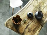 Reclaimed Wood Dining Table Ideas   451 x 600