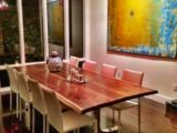 Reclaimed Wood Dining Table Ideas   477 x 639