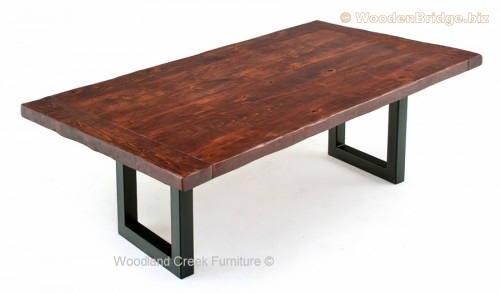 Reclaimed Wood Dining Table Ideas - 500 x 293