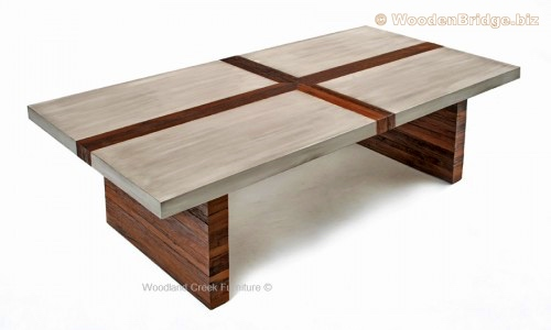 Reclaimed Wood Dining Table Ideas - 500 x 300