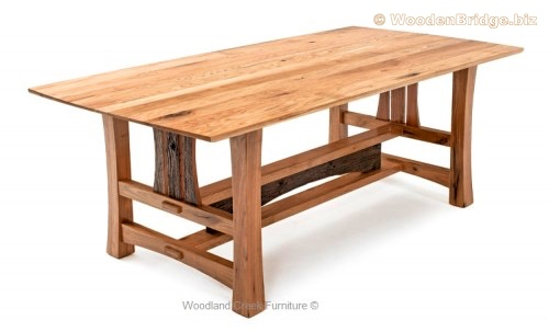 Reclaimed Wood Dining Table Ideas - 500 x 303 1