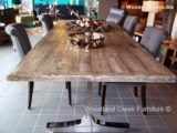 Reclaimed Wood Dining Table Ideas – 500 x 372