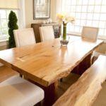 Reclaimed Wood Dining Table Ideas - 500 x 750 1