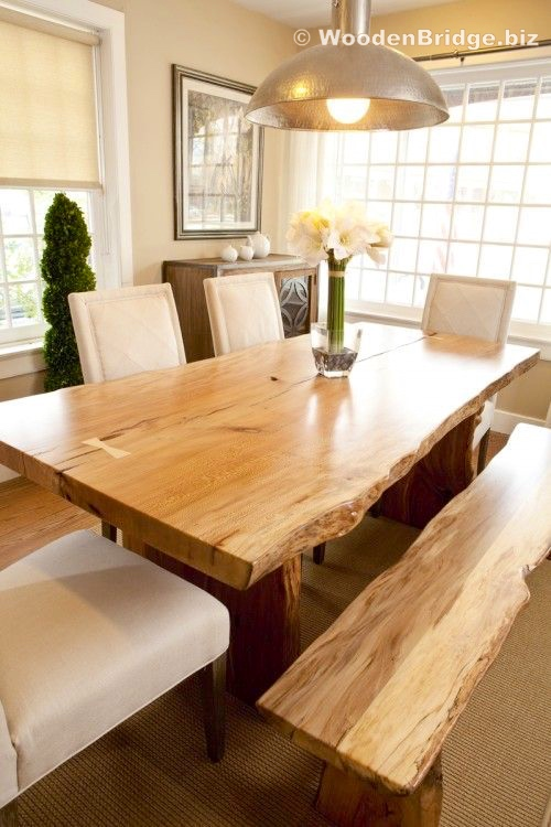 Reclaimed Wood Dining Table Ideas – 500 x 750 1