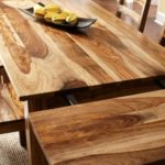 Reclaimed Wood Dining Table Ideas - 500 x 750