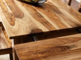 Reclaimed Wood Dining Table Ideas – 500 x 750