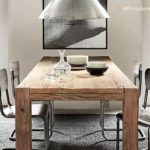 Reclaimed Wood Dining Table Ideas - 580 x 380