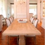 Reclaimed Wood Dining Table Ideas - 599 x 813