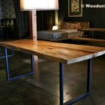 Reclaimed Wood Dining Table Ideas - 600 x 400 1