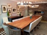 Reclaimed Wood Dining Table Ideas – 600 x 400
