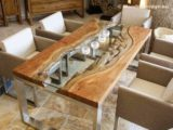 Reclaimed Wood Dining Table Ideas – 600 x 453