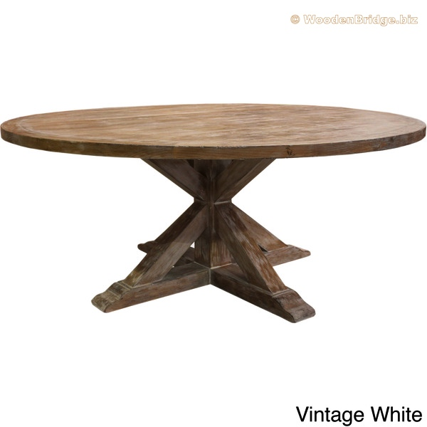 Reclaimed Wood Dining Table Ideas – 600 x 600 2