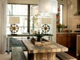 Reclaimed Wood Dining Table Ideas – 600 x 799
