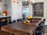 Reclaimed Wood Dining Table Ideas – 600 x 906