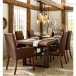 Reclaimed Wood Dining Table Ideas - 710 x 639