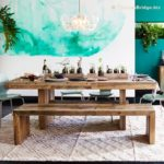 Reclaimed Wood Dining Table Ideas - 710 x 710 2