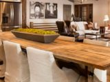 Reclaimed Wood Dining Table Ideas – 735 x 1102