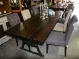 Reclaimed Wood Dining Table Ideas – 789 x 526