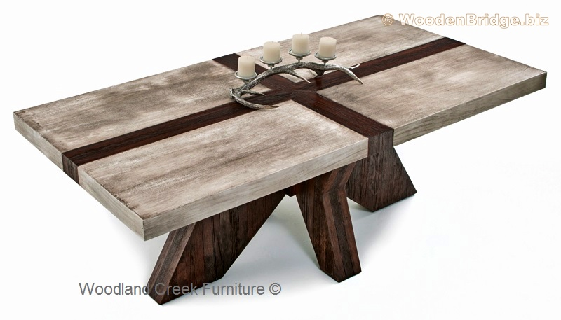 Reclaimed Wood Dining Table Ideas – 800 x 457