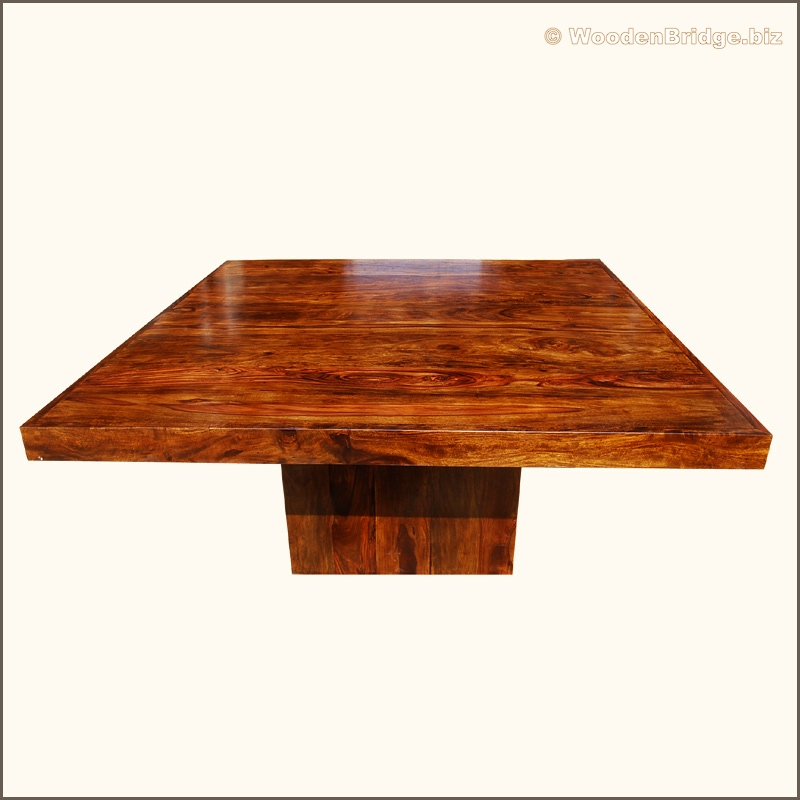 Reclaimed Wood Dining Table Ideas - 800 x 800 2