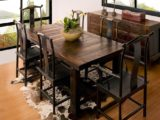 Reclaimed Wood Dining Table Ideas   915 x 857