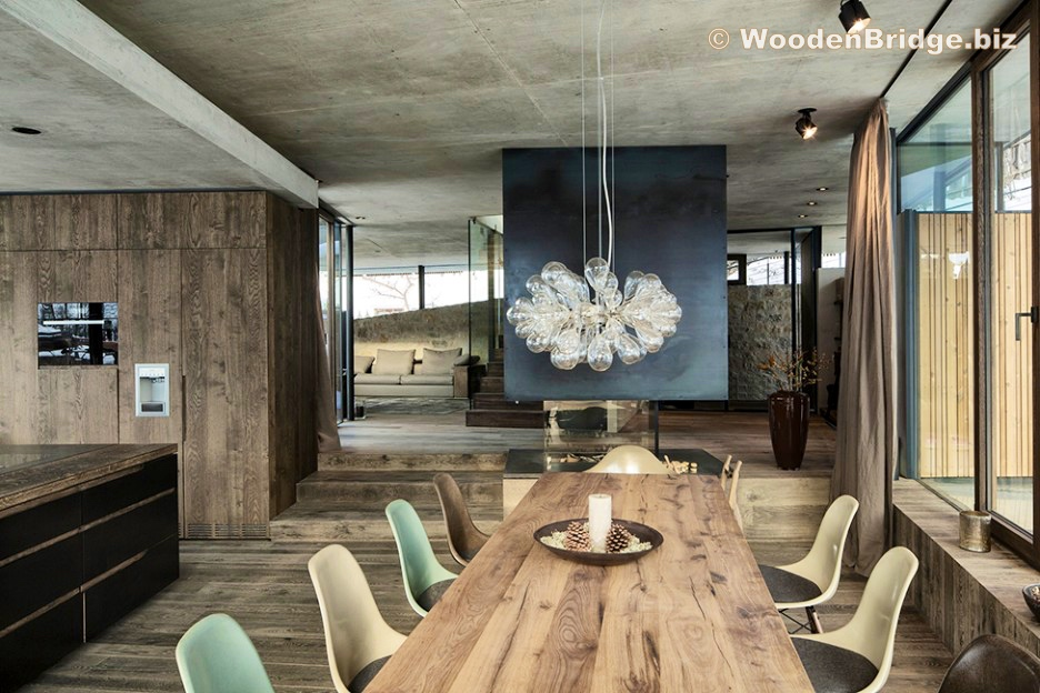 Reclaimed Wood Dining Table Ideas - 936 x 624 1
