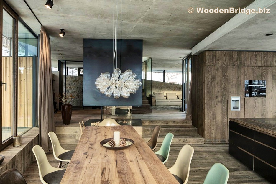 Reclaimed Wood Dining Table Ideas - 936 x 624