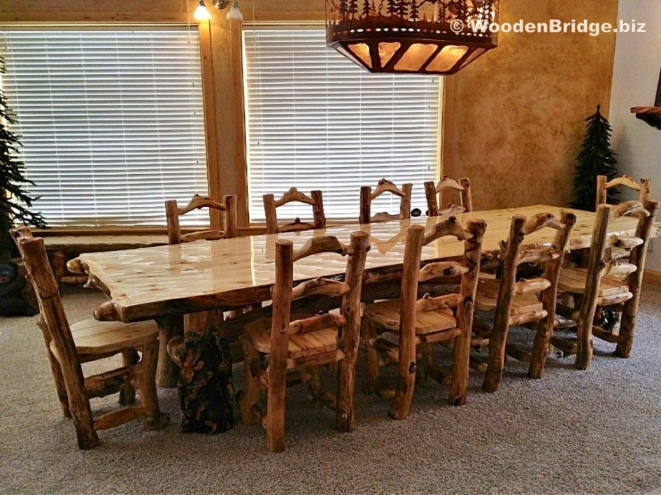 Reclaimed Wood Dining Table Ideas - 945 x 708