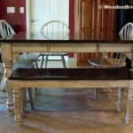 Reclaimed Wood Dining Table Ideas - 970 x 728
