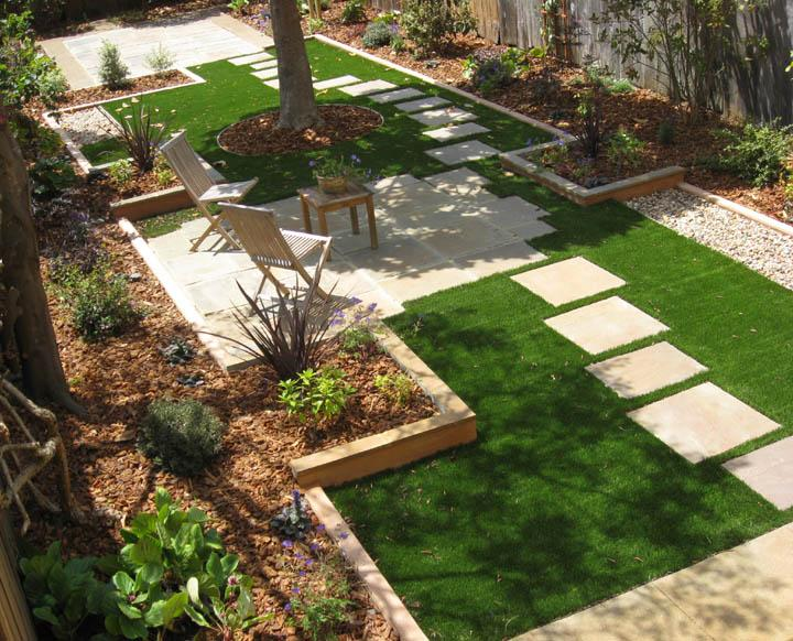 Garden Lanscaping Design