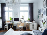 ikea make working from home easy with an office set up in the bedroom__1364318626200 s4
