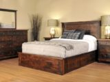 distressed white oak bedroom furniture