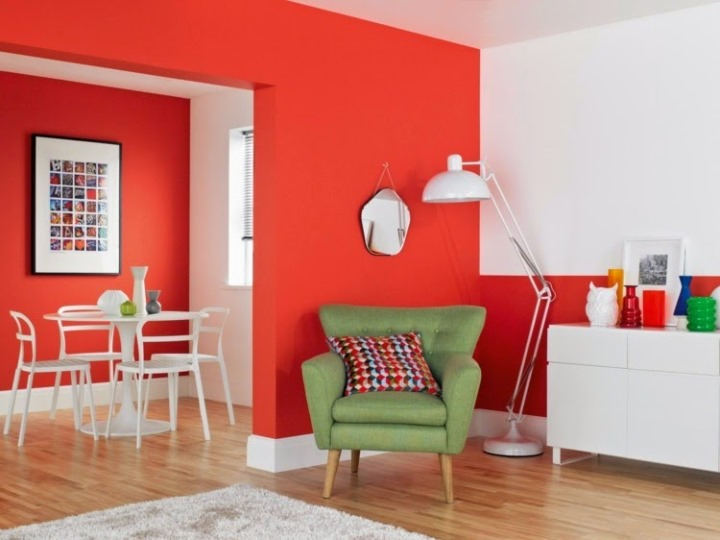 interior room paint color schemes