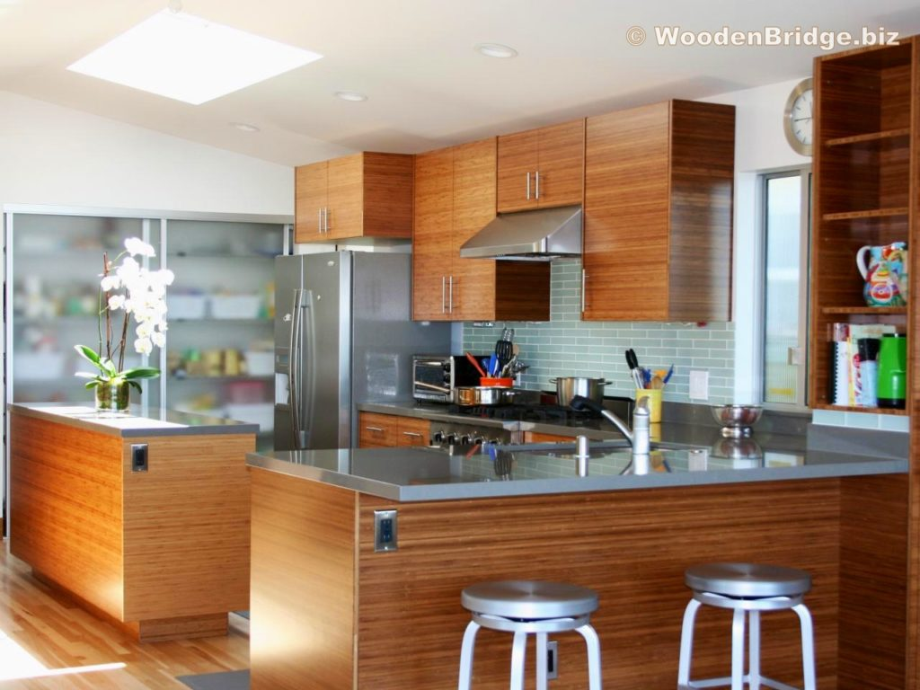 Modern Stainless Steel Kitchen Cabinets Ideas - 1280 x 960 1