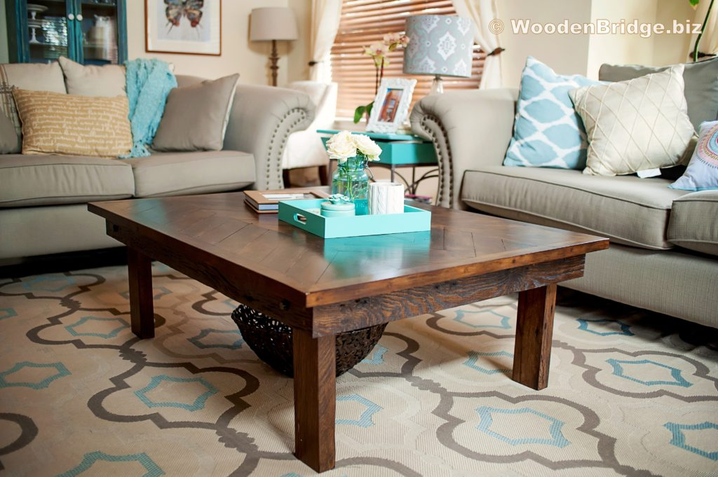 Reclaimed Wood Coffee Tables Ideas - 4256 x 2832