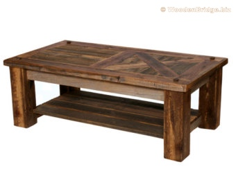 Reclaimed Wood Coffee Tables Ideas - 340 x 270 4